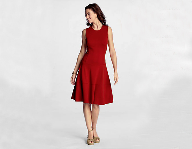Style Suite: 5 Little Red Dresses for the Office