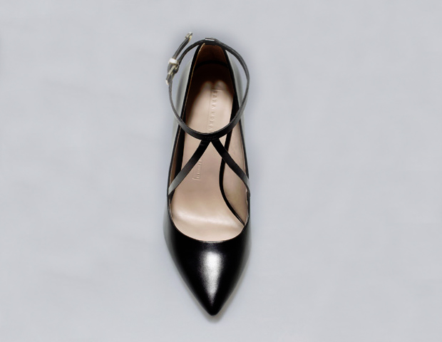 From high end to mass market, retailers are pushing out the point. No matter where you buy them, these pumps will add polish to your looks. Zara, $59.99