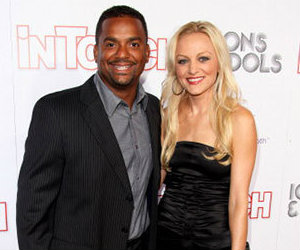 'Fresh Prince's' Alfonso Ribeiro Marries for the 2nd Time