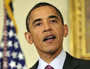 Obama Scrutinized For 'Accent' While Speaking to Black Crowd