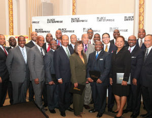 Black Enterprise's 100 Most Powerful Executives Honored
