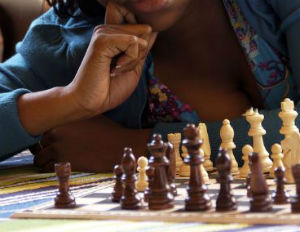 black-girl-playing-chess