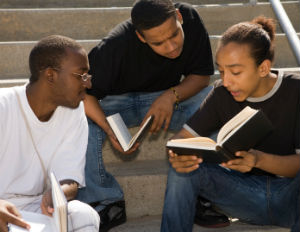 black and latino students in colleges