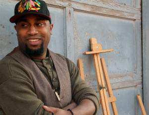 International Artist, Charles Jean-Pierre, on Quest to Push the Culture Movement Forward