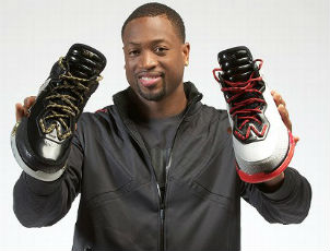 Dwyane Wade Strikes Shoe Deal With Chinese Company