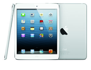 Apple unveiled the iPad Mini, which starts at $329, during the company's media event on Tuesday (Image: Apple)