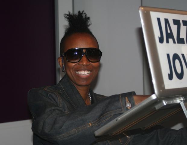 Jazzy Joyce