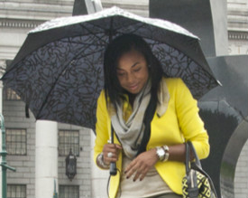 Style Suite: 5 Key Rainy Day Pieces for the Chic Working Woman