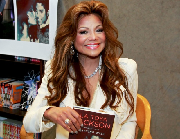 2013 All-Star Celebrity Apprentice contestant, Latoya Jackson, the fifth child of Joe and Katherine Jackson, raised $65,000 for her chosen charity, AIDS Project Los Angeles, from her last appearance on The Celebrity Apprentice in 2011.