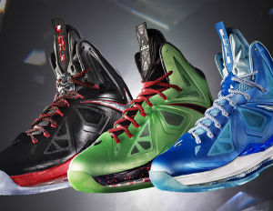 the lebron james shoes