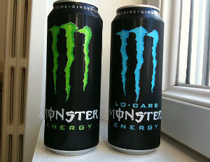 Monster Caffeinated Energy Drinks Linked to Deaths