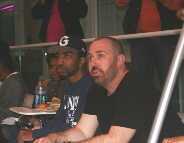 Mysonne and DJ Vlad (Vlad TV)