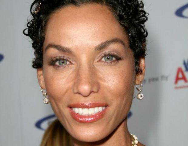 Nicole Murphy smiling