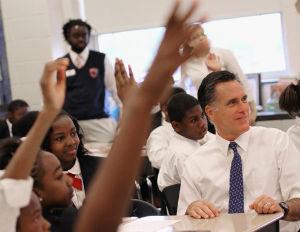 Is Mitt Romney Conceding the Black Vote?