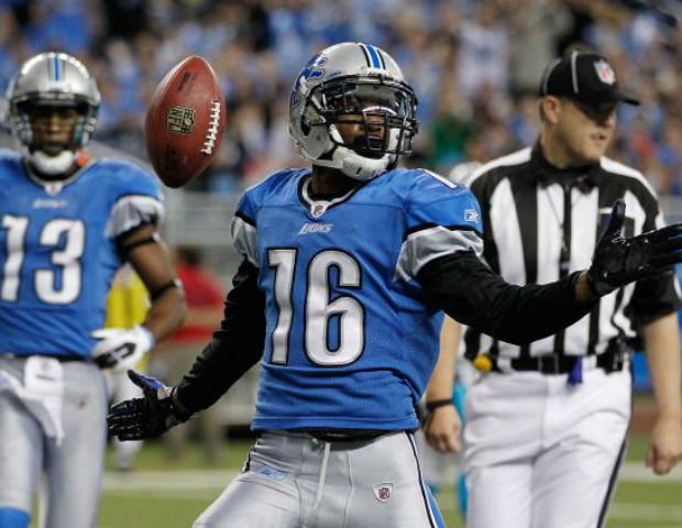 Ex-NFLer Titus Young Arrested for Third Time in a Week