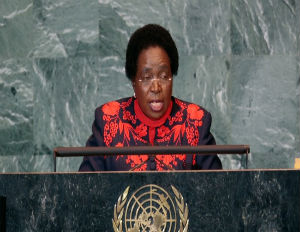 African Union Elects First Female Head