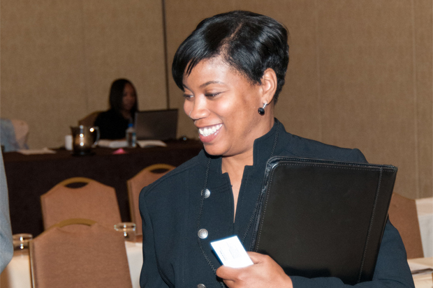 Attendees at the Black Enterprise/Bill & Melinda Gates Foundation Education Reform Symposium