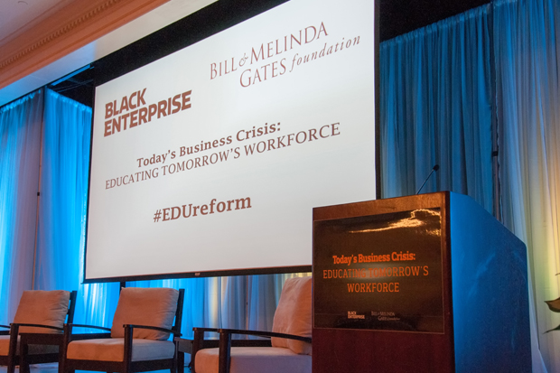 Black Enterprise in partnership with the Bill Melinda Gates Foundation brought together educators, administrators and business leaders to share ideas on how to improve public schools.