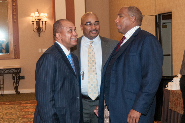 Black Enterprise Symposium Peabody