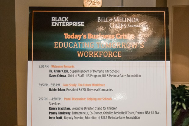 Educating Tomorrows Workforce Agenda