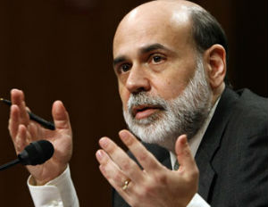 ben bernanke talking