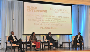 Black Enterprise Symposium - Peabody-120