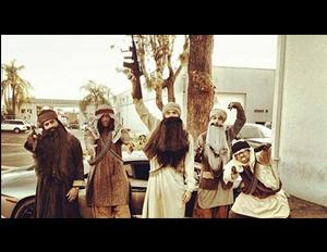 "Halloween Antics: Chris Brown a ""Terrorist"""