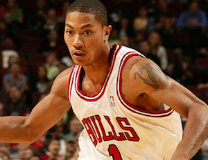 Crazy Bulls Fan is Trying to Sue Derrick Rose