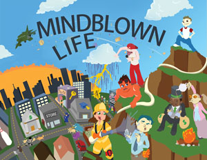 Mindblown Labs' Educational Game Scores Over $75K on Kickstarter