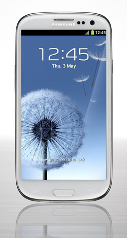Samsung Galaxy S III has already sold 30 million units to date (Image: Samsung)