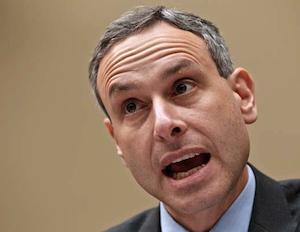 IRS Comissioner Doug Shulman