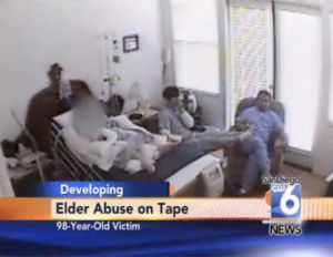Video Catches Nurses Performing Sex Acts on 98-year old