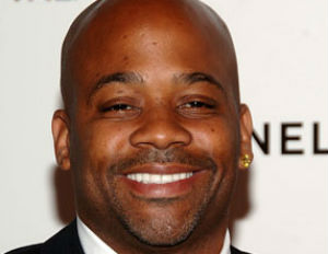 damon dash smiling