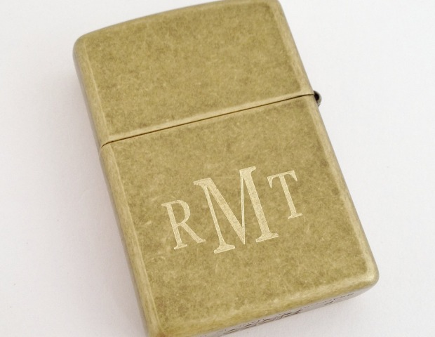 An engraved gift is an excellent way to give the same gift to all employees, while still making it personal. A nice pen, business card holder or a leather notebook engraved with the employee's name or initials on it makes the perfect keepsake.