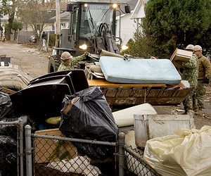 100 Days After Hurricane Sandy: Businesses Continue To Put Disaster Plans Into Place