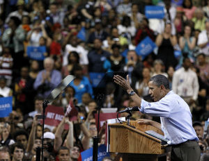 Obama's Last Campaign