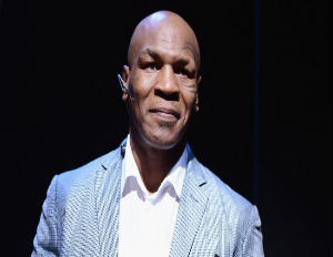Mike Tyson Launches Children's Charity