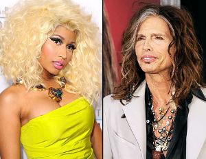 Nicki Minaj Says Steven Tyler Comment 'Racist'