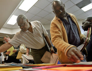 Black Unemployment Above 10 Percent for Last Half Century