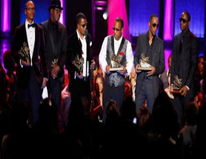 New Edition Wins Lifetime Achievement Award