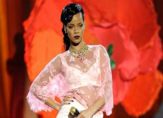 Rihanna Rocks the Runway at Victoria's Secret Fashion Show