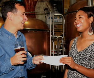 """Samuel Adams  Introduces New """"Pitch Room"""" Contest & Small Business Mentoring Session in New York City"""
