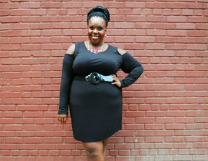 Weight Issues: Black Blogger Bears it All