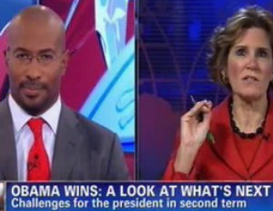 Van Jones, Mary Matalin Square Off Over Obama's Second Term On CNN