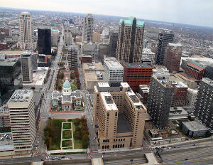 st louis sky view