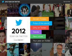 Get Your Social Media 'Year in Review'