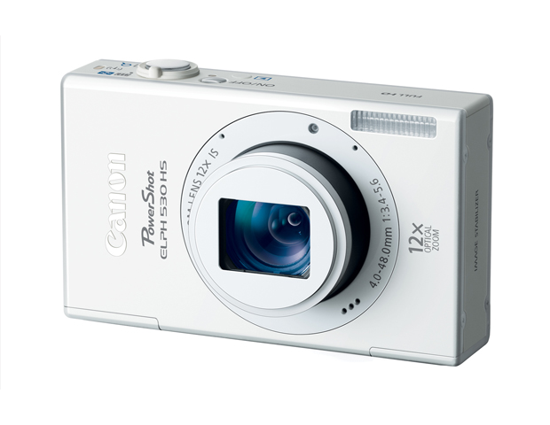 Canon PowerShot ELPH 530 HS, $329.99    Canon's PowerShot series has been a mainstay for the company for years. As it expands, there's something for new-to-seasoned photogs. The ELPH 530 HS is stylish and trendy yet not over the top. The built in Wi-Fi prevents the user from having to search for cables to download images. Not to mention, photos and videos can be shared just about anywhere.