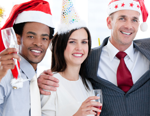 Don't Just Booze & Schmooze: 5 Holiday Season Boss Moves to Boost Your Career