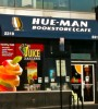 Once considered a part of the most recent Harlem renaissance, Hue-Man Bookstore and Café recently closed it's doors after 10 years citing rising rent.