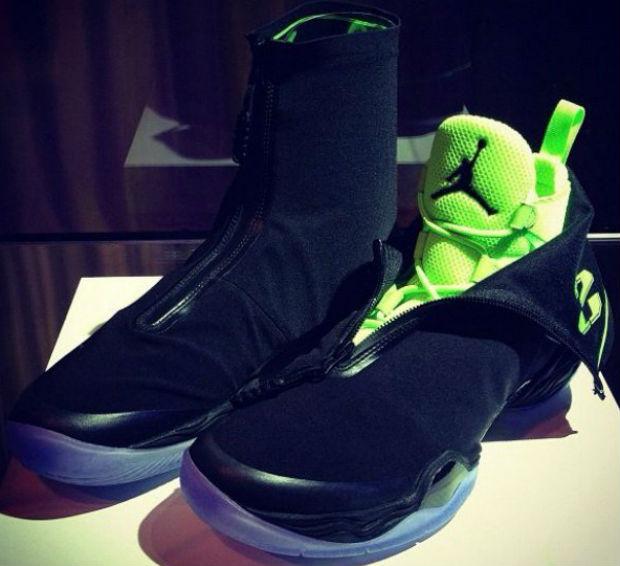 Jordan Releases Air Jordan XX8 Shoe in Manhattan